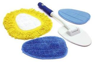 Microfiber Window Multi-Tool Cleaner Kit