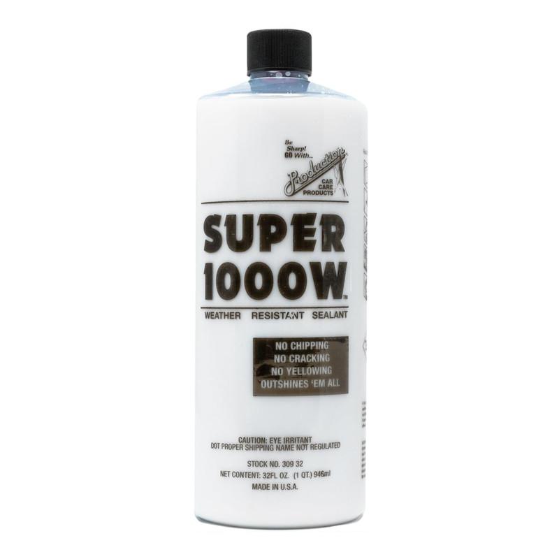 Production Super 1000W front label