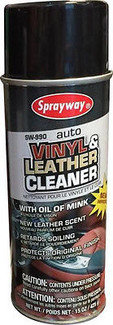 Sprayway Vinyl and Leather Cleaner
