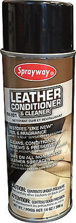 Sprayway Leather Conditioner & Cleaner