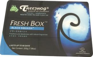 Black Squash Fresh Box