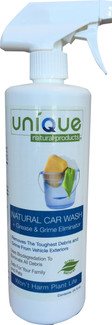 Unique Natural Products Natural Car Wash + Grease & Grime Eliminator