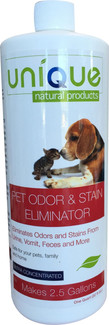 Unique Natural Products Pet Odor & Stain Eliminator - Ready to Use