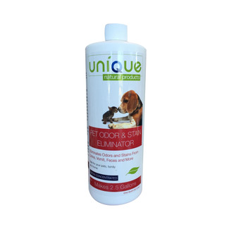 Unique Natural Products Pet Odor & Stain Eliminator - Concentrate