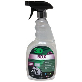 3D Products BDX - Brake Dust Remover