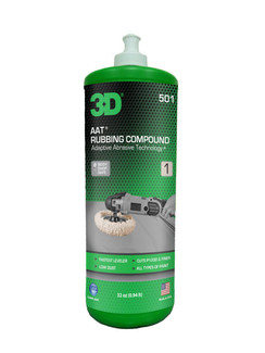 3D Products AAT Rubbing Compound