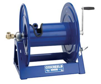 "COXREELS 1125 Series Hand Crank Reel for 200 Ft x 1/2"" I. D. Hose"