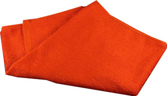 """16"""" x 25"""" Red Cotton Towel"""