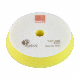 Rupes 6 Inch Yellow Foam Fine Pad