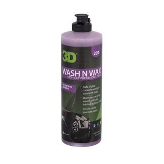 3D Products Wash N Wax