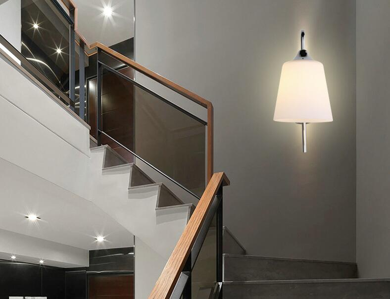 LED Wall Light Modern Minimalist Balcony Aisle Staircase