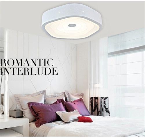 LED fashion creative acrylic iron ceiling light fromSingaporeluxurylightinghouseHorizon-lights