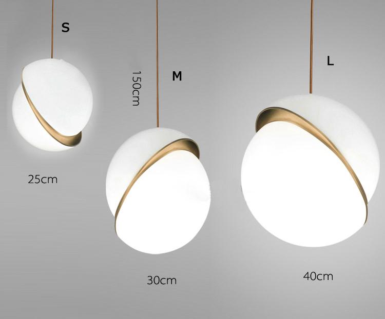Lee Broom ball chandelier lighting-horizonlights