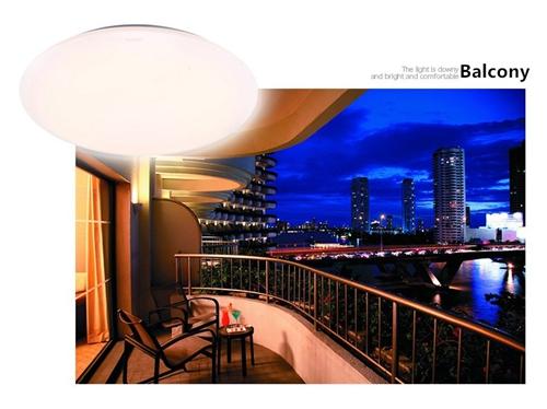 PHILIPS Lighting LED ceiling lights modern minimalist living room lamp bedroom lamp den balcony aisle lights:Horizon-lights