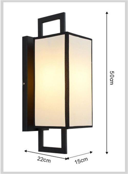 New Chinese style wall lamp from Singapore luxury lighting house Horizon-lights.