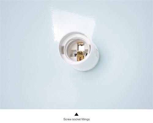LED Simple Personality Hemispherical Chandelier from Singapore luxury lighting house Horizon-lights