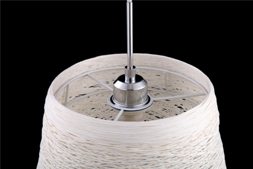 Bamboo Knitting Craft Pendant Lights;Horizon-lights