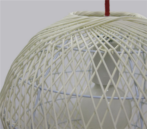 Rattan Birdcage Pendant Lights;Horizon-lights