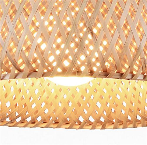 Bamboo Iron Pendant Lights;Horizon-lights