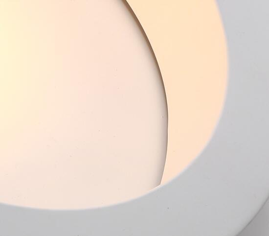 LED Iron Wall Lamp Bedroom Living Room Aisle Creativity
