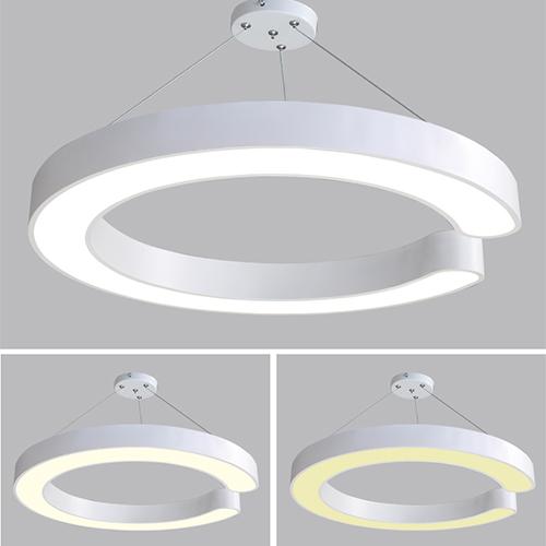 LED Pendant Light Creative Metal Fish Line Modern Style from Singapore best online lighting shop horizon lights