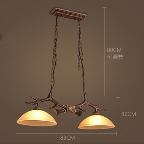 LED  Pendant Light Glass Lampshade North European Style;Horizon-lights