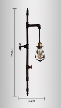 Voglio 40W  Hose Hanging Wall Lights Singapore;Horizon-lights