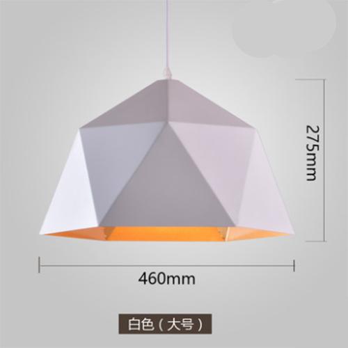 LED Pendant lights geometric curve shade multiple colour from Singapore best online lighting shop horizon lights