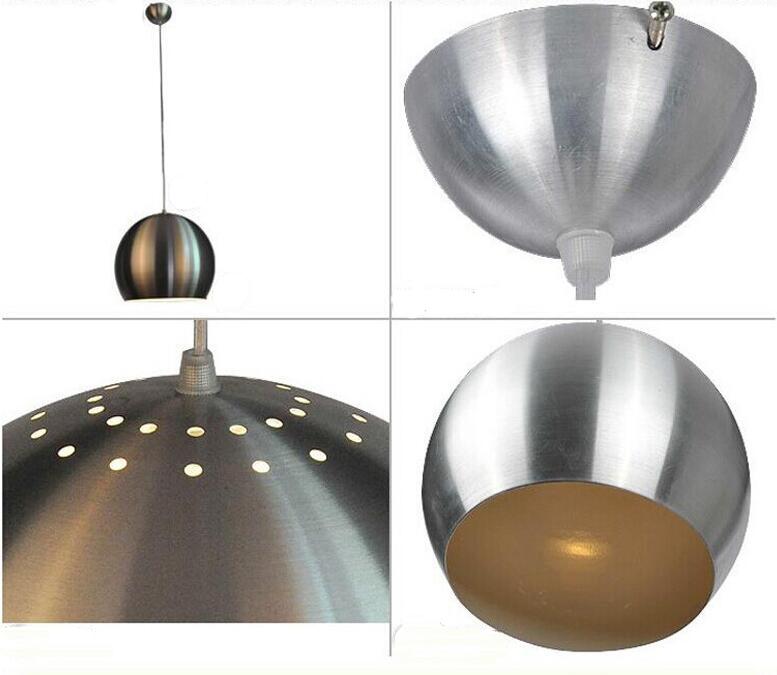 Can Lift The Aluminum Simple And Modern Restaurant Chess Pendant Lamp;Horizon-lights