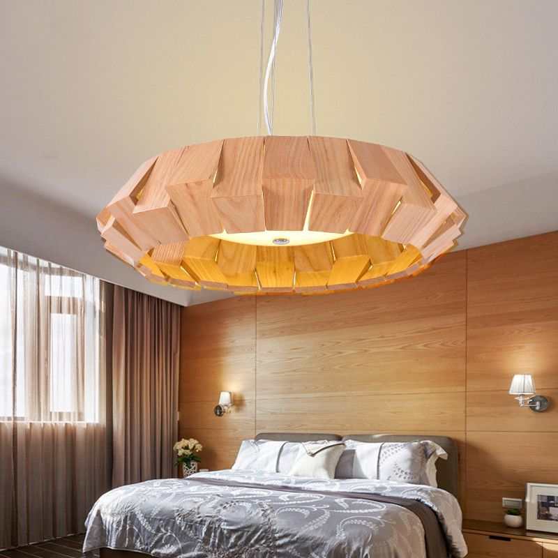 Folded Pendant Lamp; Horizon-lights
