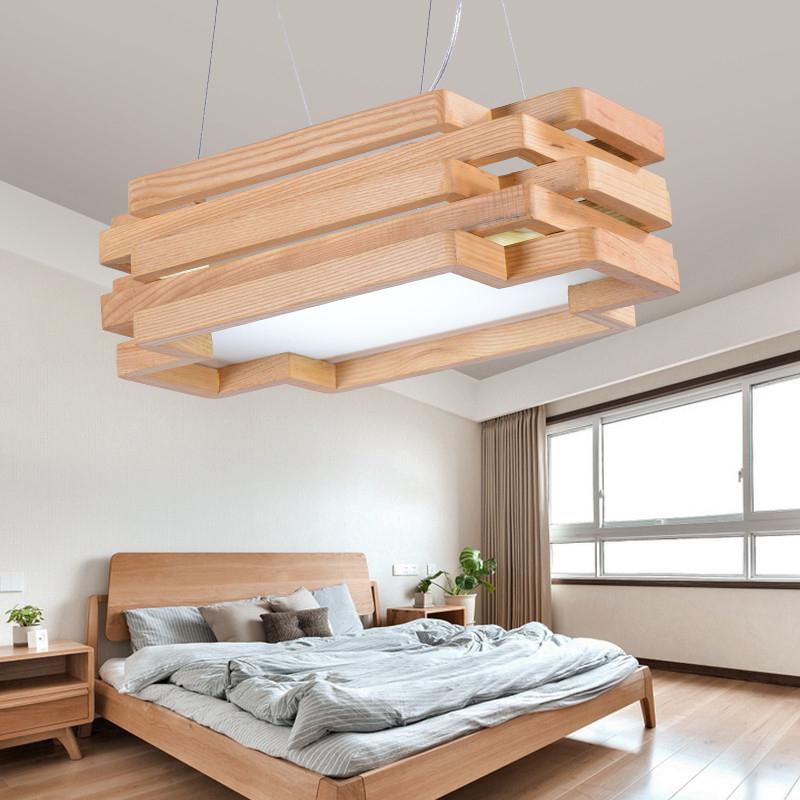 Rectangle Pendant Lamp; Horizon-lights