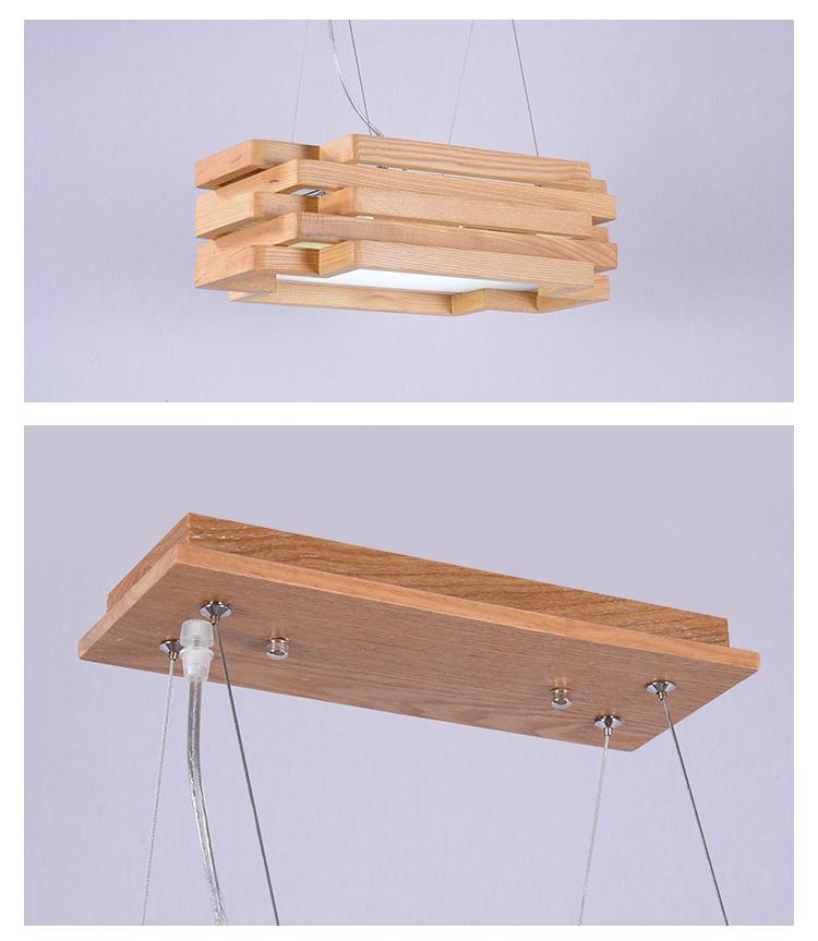 Rectangle Pendant Lamp