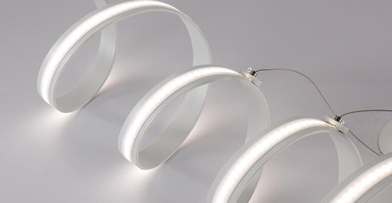 Waved Pendant Light
