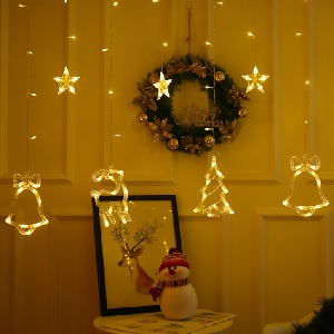 Christmas Reindeer LED Fairy Lights For Christmas Party Decorations