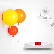 LED Wall Lights  plastic shade Balloon design from Singapore best online lighting Horizon-lights