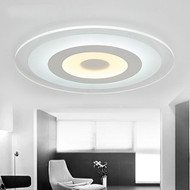 Voglio LED Ceiling lights acrylic shade from Singapore luxury lights house Horizon-lights