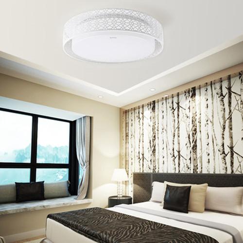 Voglio LED Ceiling Lights Grid Metal frame acyclic shade from Singapore luxury lights shop Horizon-lights