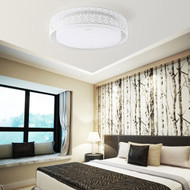 LED Ceiling Lights Grid Metal frame acyclic shade from Singapore luxury lights shop Horizon-lights
