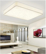 Voglio LED Ceiling lights Acrylic shade Dimmable