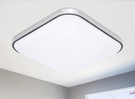 Voglio  LED ceiling lights Ali Rectangle adjustable  white surface living room light dining room light bedroom light:Horizon-lights