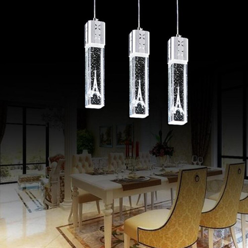 Voglio 5W Crystal Bubble LED Ceiling Lights Singapore;Horizon-lights