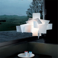 Chandelier PVC sheet Shade LED lights contemporary design from Singapore luxury light shop horizon lights