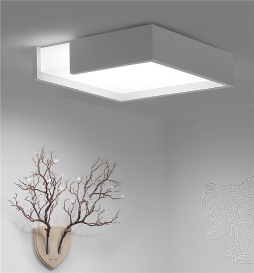 WEIMA LED Ceiling Lights Acrylic Shape Dimmable (Free