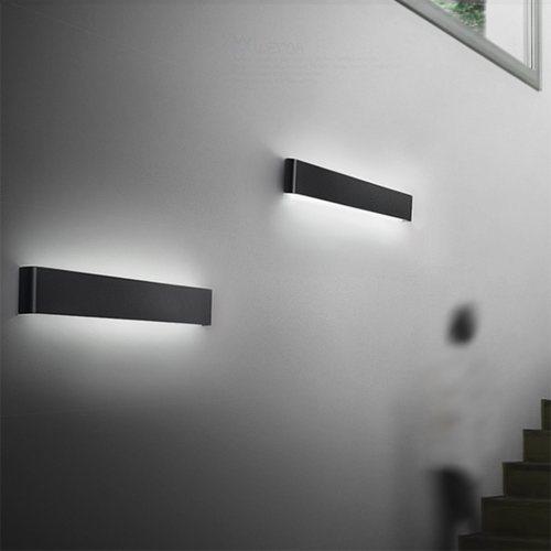 Modern Minimalism LED Wall Light Aluminum Light Living Room Corridor Light from Singapore best online lighting shop horizon lights