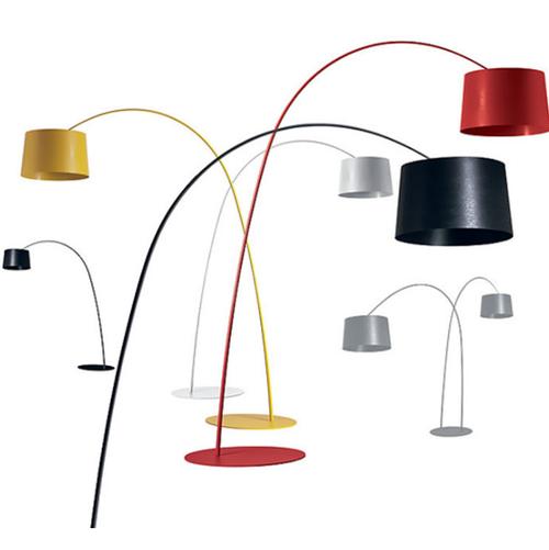 Nordic Style LED Floor Lamp Aluminum PVC Shade Fishing Line Living Room from Singapore best online lighting shop horizon lights