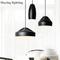 Nordic Style LED Pendant Lights 3PCS Aluminum Shade Dining Room Bar Combination from Singapore best online lighting shop horizon lights