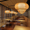 New Chinese Style LED Pendant Light Bamboo Creative Luminous Dining Room from Singapore best online lighting shop horizon lights