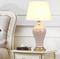 American Style Table Lamp Ceramic Vase Fabric Shade Elegant Living Room from Singapore best online lighting shop horizon lights