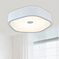 LED ceiling light metal frame blossom design from Singapore luxury lighting house Horizon-lights