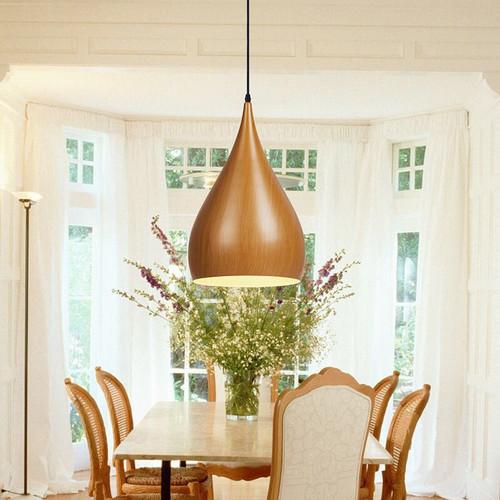 Nordic Retro Style Stylish LED Pendant Lights Aluminum Shade E27 Dining Room from Singapore luxury lighting shop Horizon-lights